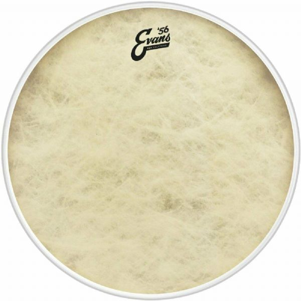Evans 16 inch EQ4 Calftone Bass Drum Head - BD16GB4CT